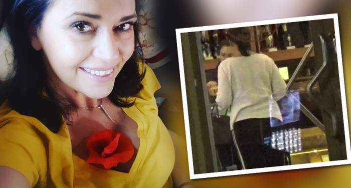 """VIDEO PAPARAZZI / Ăsta e moftul Getei Voinea! Pe ce îşi cheltuieşte banii """"regina"""" saloanelor de coafură"""