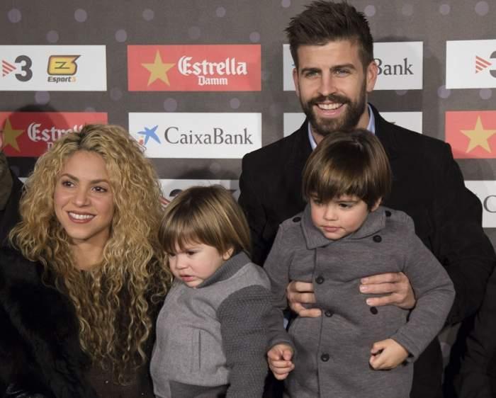 Suma impresionantă pe care Shakira și Pique o scot din buzunar, pentru școala copiilor