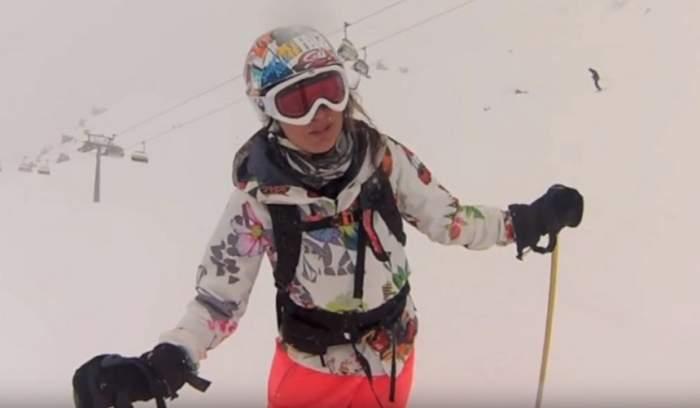 """27. FOTO / O tânără a văzut ce urmează după moarte! A suferit un accident la schi, iar 20 de minute a fost în """"viaţa de apoi"""""""