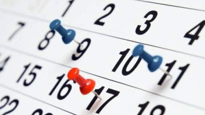 O nouă minivacanţă pentru români, luna aceasta. Patru zile libere de la stat!