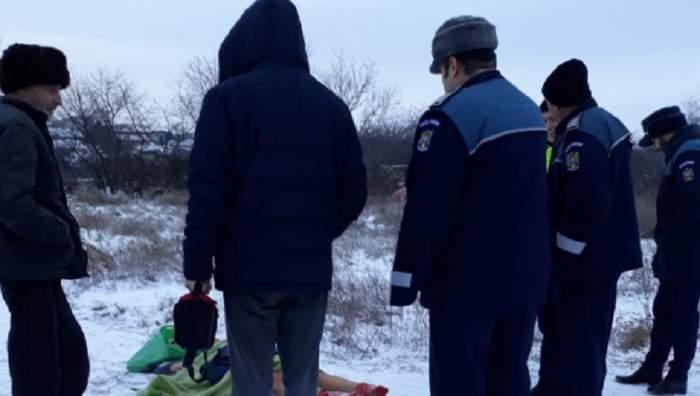 Descoperire șocată la Medgidia! Cadavrul unei femei scos din apele Dunării