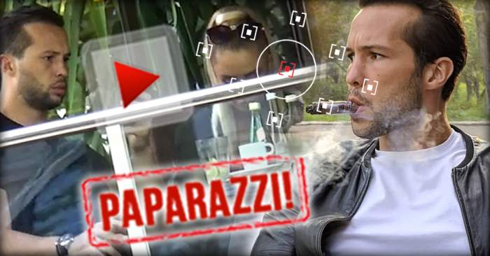 VIDEO PAPARAZZI / Banii n-aduc fericirea! Imaginile care spun totul despre relaţia pe care Tristan Tate o are cu partenera sa