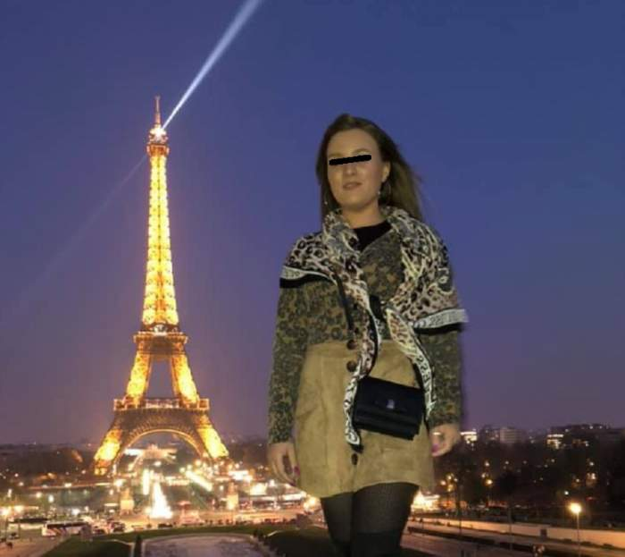 Şase luni de când Andreea a murit la Paris, încercând să facă o poză. Mesajul sfâşietor transmis de iubitul ei