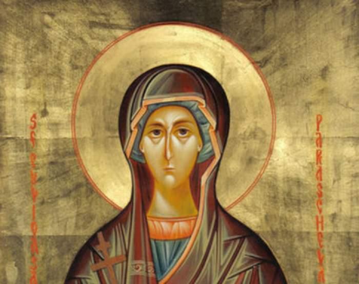 Sfânta Cuvioasă Parascheva, sărbătoare extrem de importantă pe 14 octombrie! Tradiţii şi superstiţii
