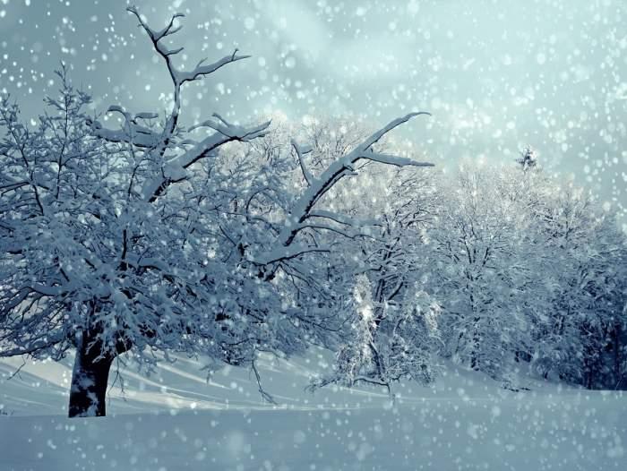 Anunţ de ultimă oră de la ANM. Când vine iarna în România