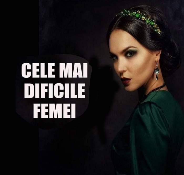 Cele mai dificile femei din zodiac