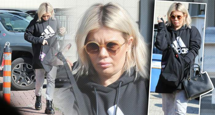 FOTO EXCLUSIV / Când vine vorba de aroganţe, nimeni nu o întrece! Gina Pistol merge la piaţă cu un accesoriu de mii de euro