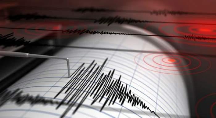 Un nou cutremur în această dimineață. Seismul s-a produs în Zona Vrancea