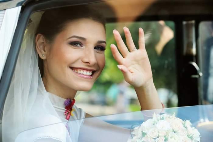"""Divorţ în showbiz! Ioana Picoș şi soţul ei îşi spun """"adio"""" după cinci ani de căsnicie"""