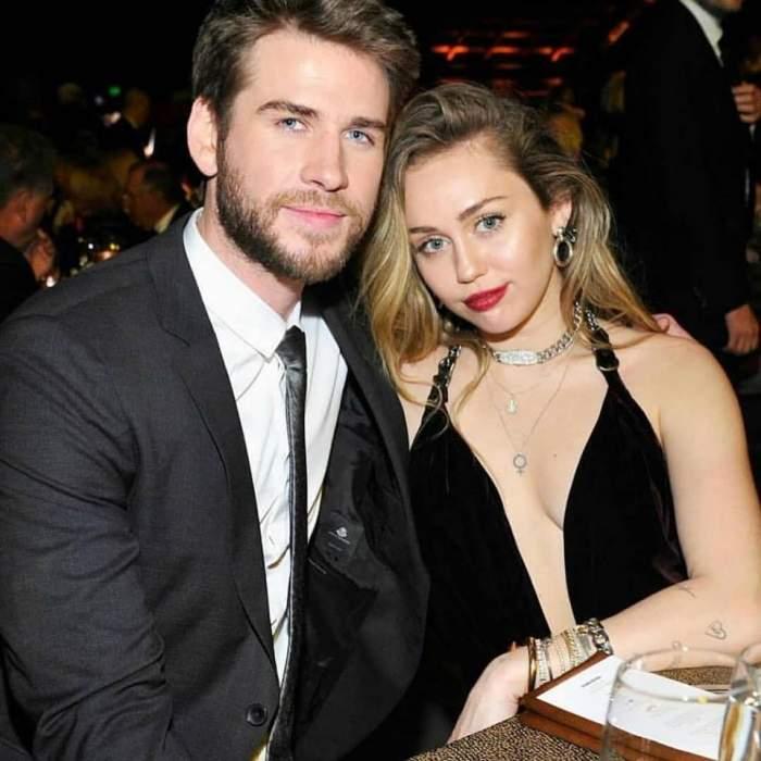 Liam Hemsworth a trecut deja peste despărţirea de Miley Cyrus? Cu cine a fost surprins actorul sărutându-se