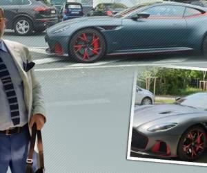 EXCLUSIV / Milionarul Nicorescu, scandal ca la uşa cortului, din cauza bolidului de 300.000 de euro / O vedetă TV l-a dat în gât!