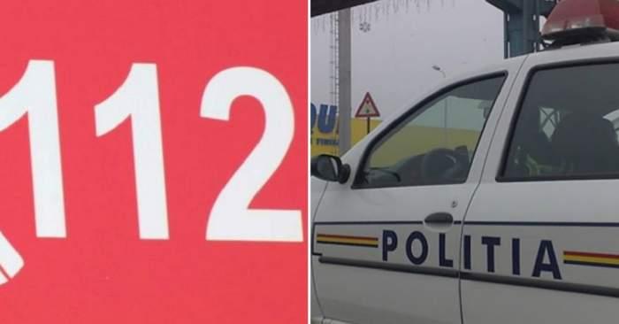Cine este femeia care a sunat la 112, spunând că este răpită în Olt! După aproape 6 ore de căutări a declarat că totul a fost o farsă