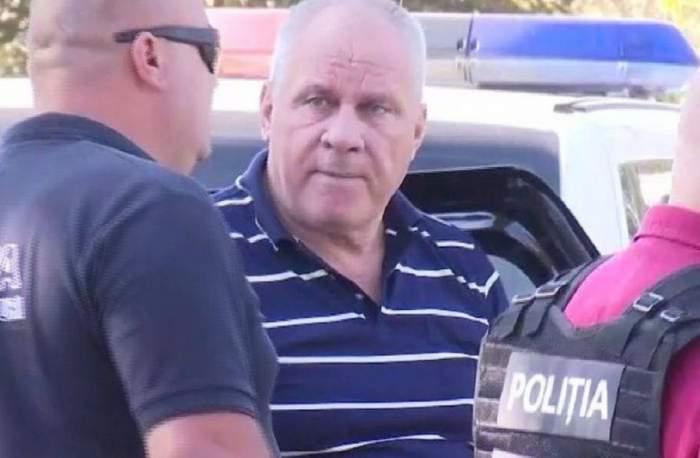 Gheorghe Dincă, scos din nou din penitenciar şi dus la DIICOT