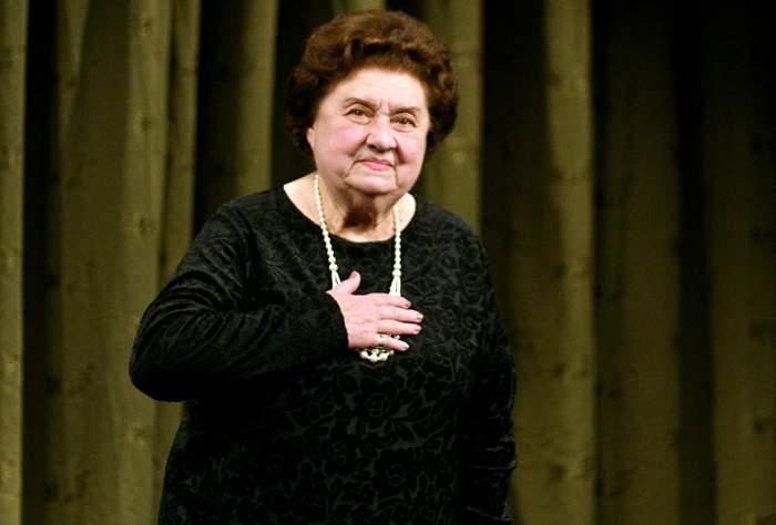 Tamara Buciuceanu a murit. Marea doamnă a teatrului românesc s-a stins la 90 de ani