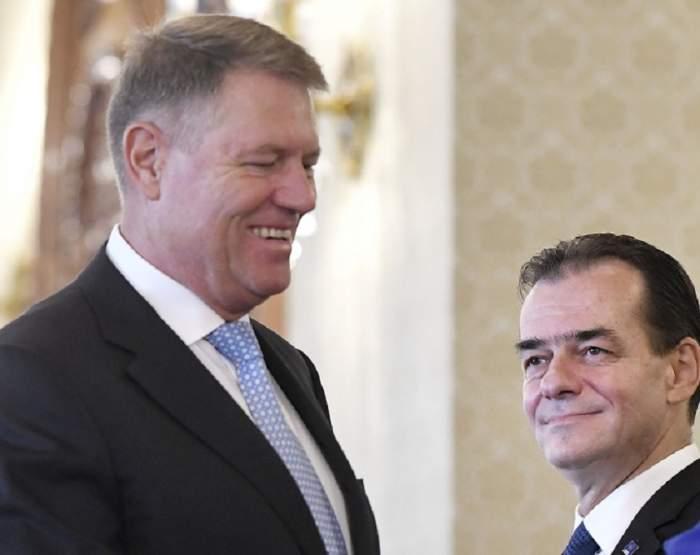 Ludovic Orban, noul premier al României. Klaus Iohannis a făcut anunţul