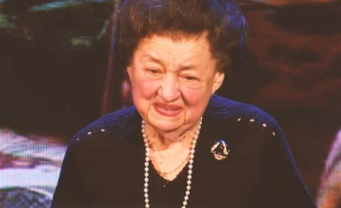 Ultima apariţie la TV a Tamarei Buciuceanu-Botez! Mesajul transmis de marea actriţă în faţa camerelor