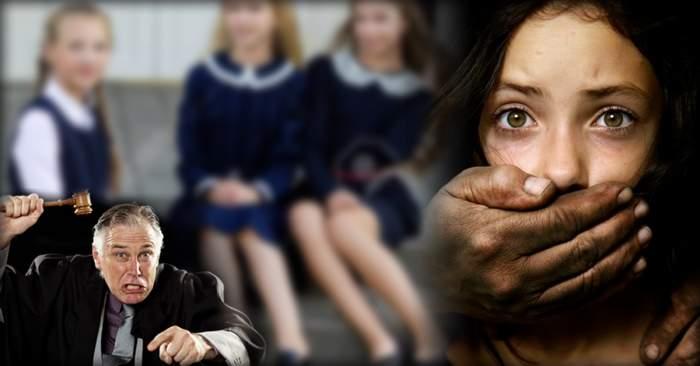 Fetiţele abuzate de pedofilul olandez, batjocorite de un judecător / Ce le-a făcut magistratul!