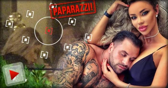 VIDEO PAPARAZZI / Au făcut-o cu martori! Bianca Drăguşanu şi Alex Bodi, protagoniştii unor momente care îi vor pune pe jar pe cârcotaşi