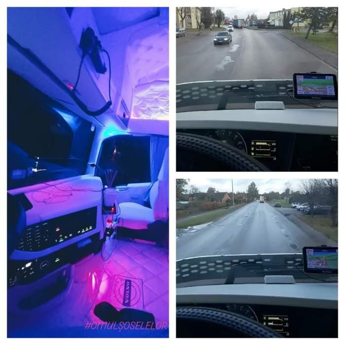 Tipic românesc. Un şofer de TIR l-a pus pe vameşul de la Borş să se descalţe înainte să urce în cabină. VIDEO