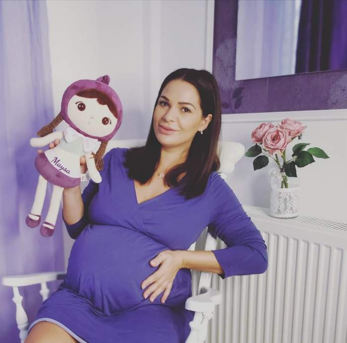 Deea Maxer a născut! Vedeta a devenit mamă pentru a doua oară