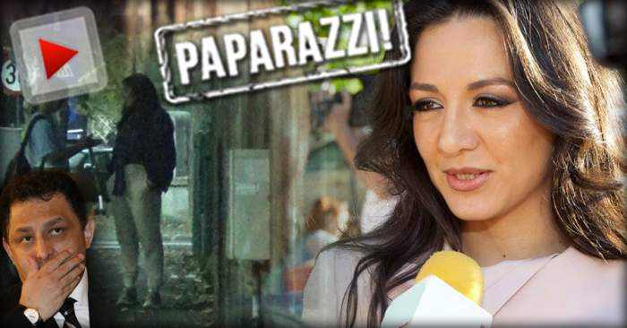 VIDEO PAPARAZZI / Imagini inedite cu Oana Mizil! Ce face nevasta lui Marian Vanghelie, la ceas de seară, atunci când fostul edil nu e prin preajmă