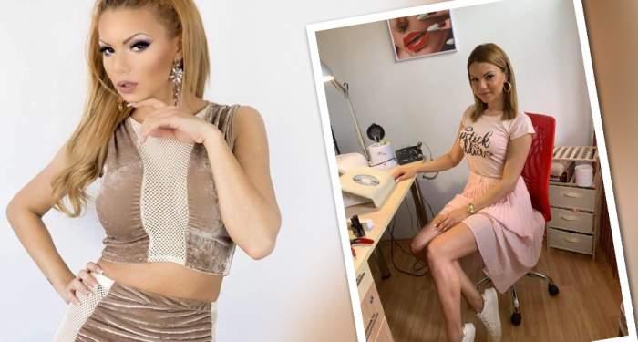 """Ce a ajuns să facă pentru bani """"Beyonce de România""""! Fosta amantă a lui Nicolae Guţă e mare patroană"""