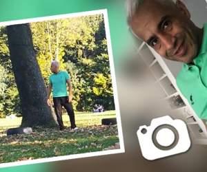 VIDEO PAPARAZZI / Imagini rare cu Wilmark în rolul de tătic! Iată de ce e în stare celebrul coregraf de dragul copiilor săi