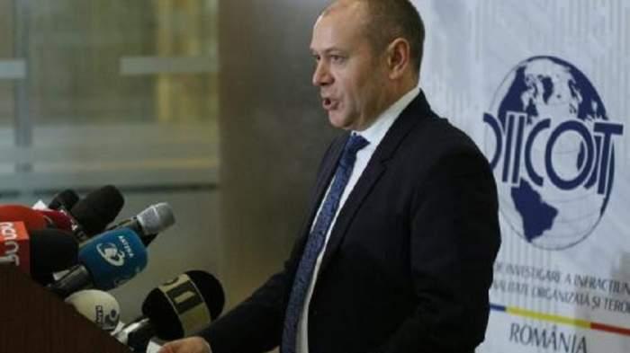 Felix Bănilă a demisionat din funcția de procuror șef al DIICOT