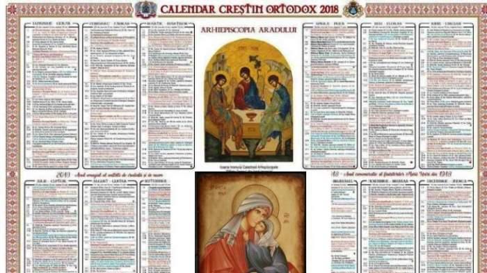 Calendar ortodox, joi, 3 octombrie. Rugăciunea extrem de puternică care te apără de necazuri