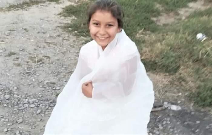 Lili, fetiţa de 10 ani din Popeşti-Leordeni dată dispărută, a fost găsită