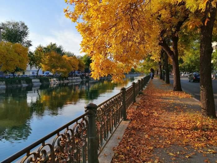 Vremea în București, luni, 21 octombrie. Temperaturi anormale pentru această perioadă!