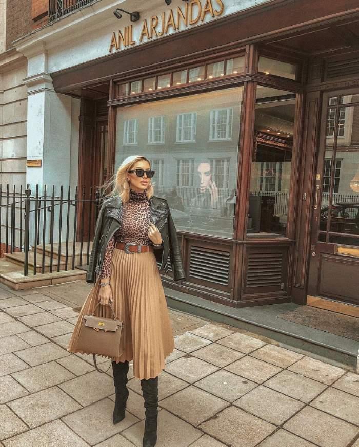 Ella Arjandas, cea mai bogată româncă! Dressingul ei valorează cât un magazin de lux din buricul Bucureștiului / GALERIE FOTO