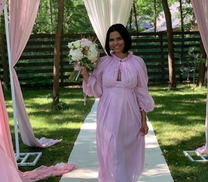 """Cât a slăbit Andreea Popescu, după ce a devenit mamă: """"Abia aștept să rămân iar însărcinată"""""""