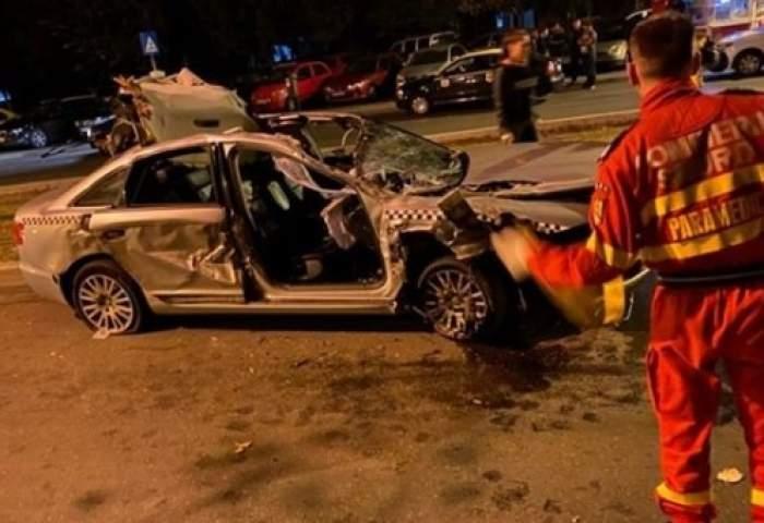 Accident grav în Ploiești! Un bărbat și-a pierdut viața pe loc