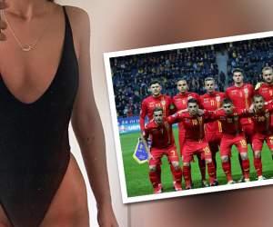 EXCLUSIV / Detalii şocante din viaţa iubitei unui fotbalist celebru! Nevoită să se împartă între şedinţele foto şi puşcărie