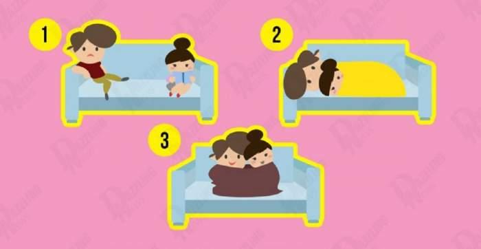 TEST: Alege cuplul care pare cel mai fericit și află cât de mult te iubește partenerul