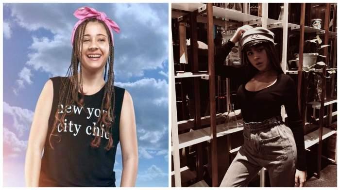 """Cât de mult s-a transformat de-a lungul anilor! Nicole Cherry, de la puștoaică timidă la """"bombă siliconată"""". GALERIE FOTO"""