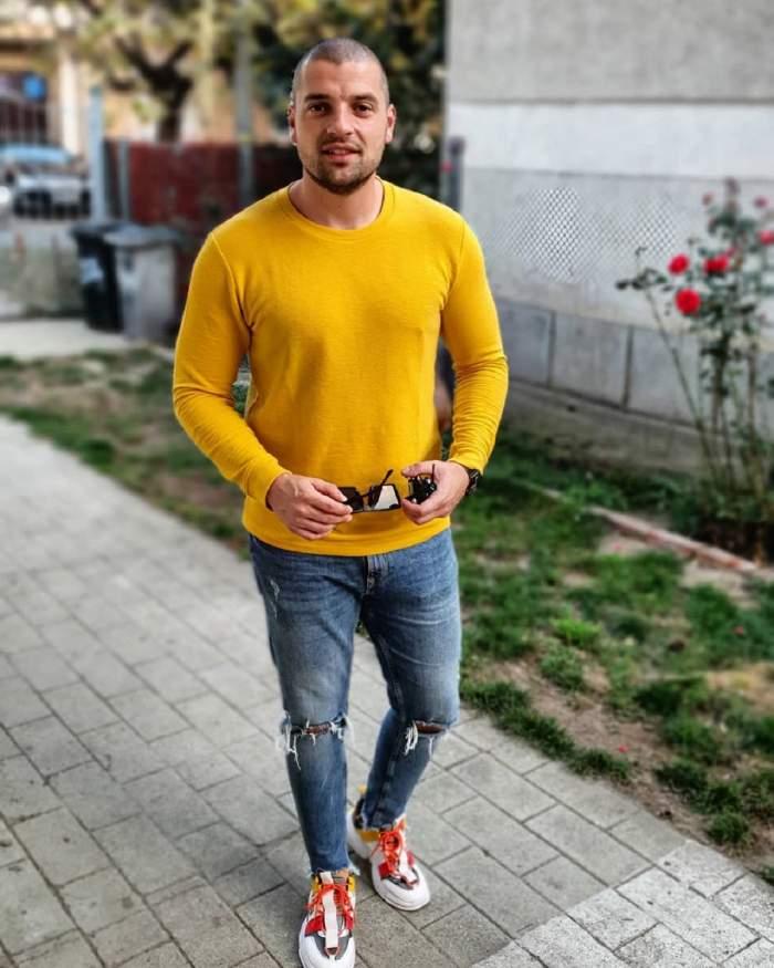 """VIDEO / Bogdan de la """"Insula Iubirii"""", luat la rost de fani după ce s-a """"lăudat"""" cu o sumă de bani: """"Nu săriți pe mine"""""""