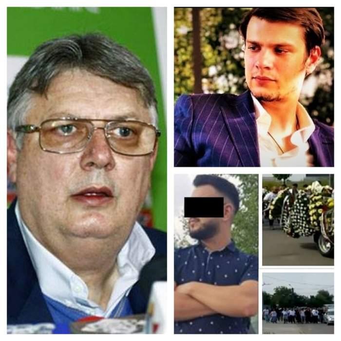 """Atac dur la adresa lui Gino Iorgulescu! Familia victimei lui Mario cere demisia preşedintelui LPF: """"Nu a ştiut să-şi conducă propriul fiu"""""""