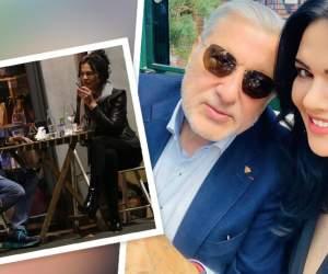 """VIDEO PAPARAZZI / Ilie Năstase şi Ioana, împăcare cu scandal! """"Du-te, bă, dracu' de prost!"""""""