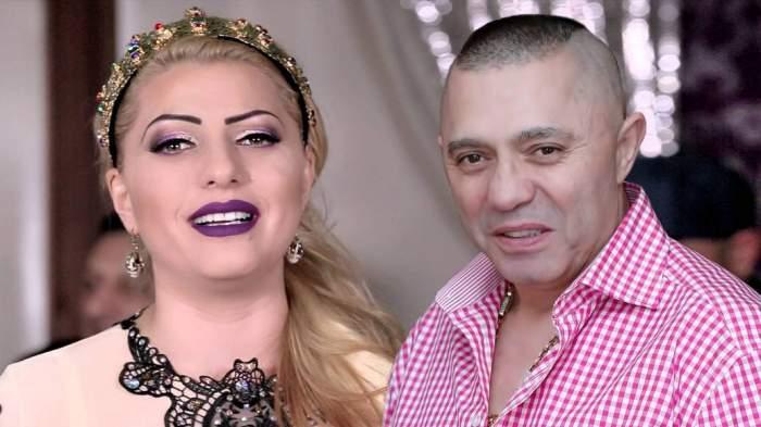 Nicolae și Nicoleta Guță, la cuțite! Manelistul și-a bătut fiica și ar fi spart cu ea ușa de la bucătărie