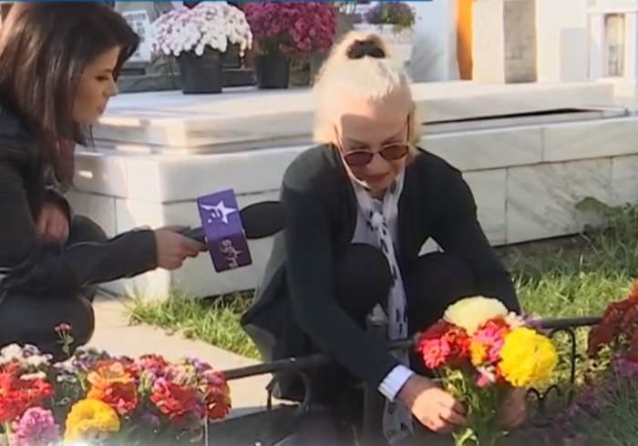 """Emilia Iucinu, mesaje de la Dumitru Tinu de dincolo de moarte: """"E peste tot cu noi"""" / VIDEO"""