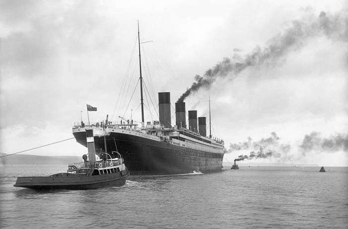 Incredibil! Așa arăta meniul de pe Titanic. Ultima masă a pasagerilor, un adevărat lux