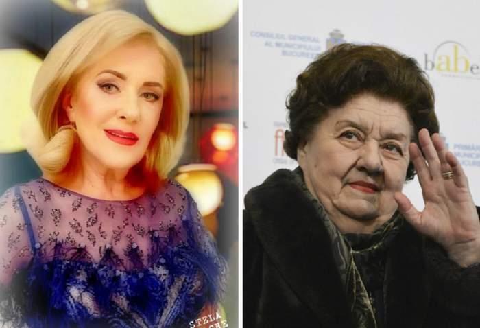 """Stela Enache, prima apariţie TV după moartea Tamarei Buciuceanu! A cântat în memoria ei piesa """"Ani de liceu"""" / VIDEO"""