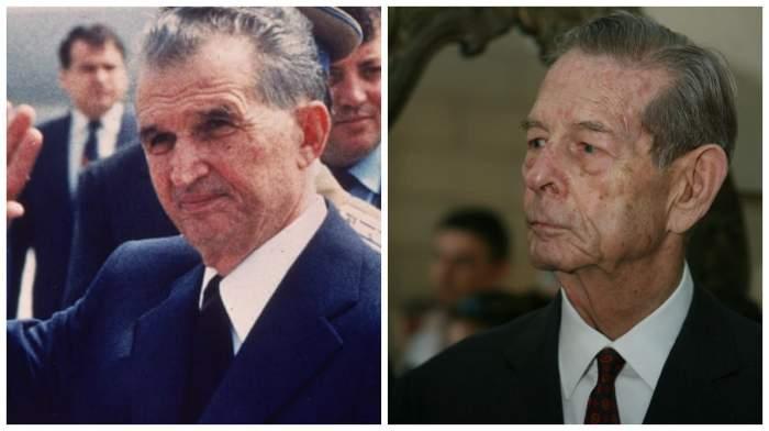 I-a furat Ceaușescu mașina Regelui Mihai? Se știe și cui i-ar fi făcut-o cadou!