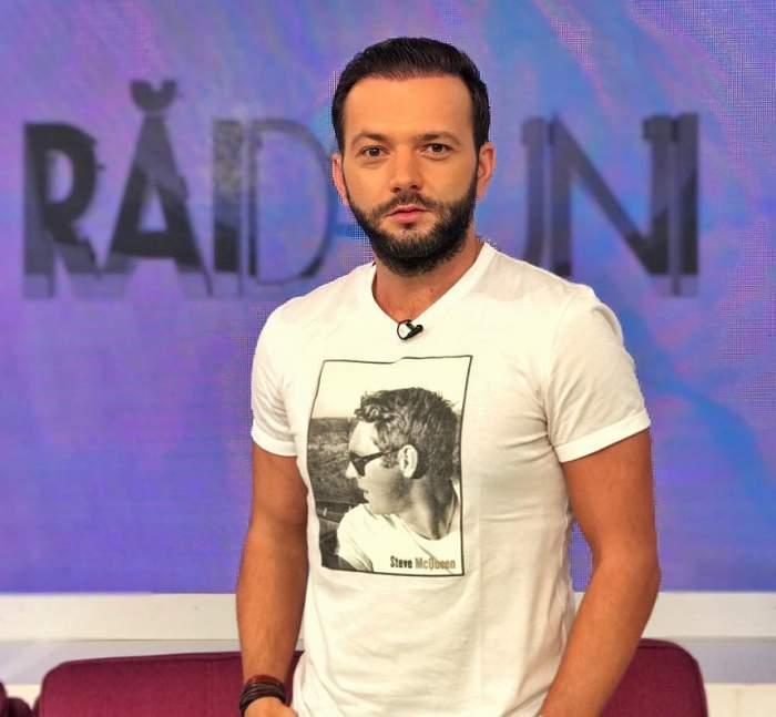 Cadou neașteptat pentru Mihai Morar. Ce a primit prezentatorul TV
