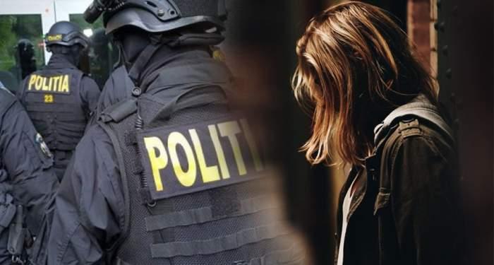 Fețiță de 14 ani, găsită plină de sânge pe o stradă din Pucioasa. Ce s-a întâmplat cu ea