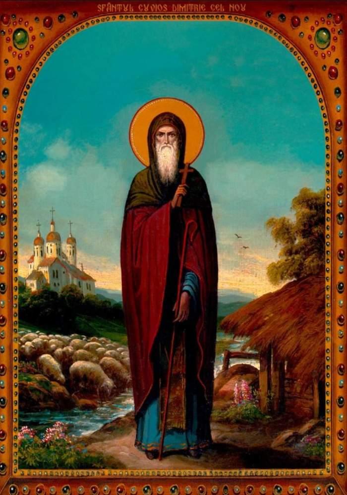 Calendar ortodox, duminică, 27 octombrie. Cea mai puternică rugăciune către Sfântul Dimitrie Cel Nou, octrotitorul Bucureştiului