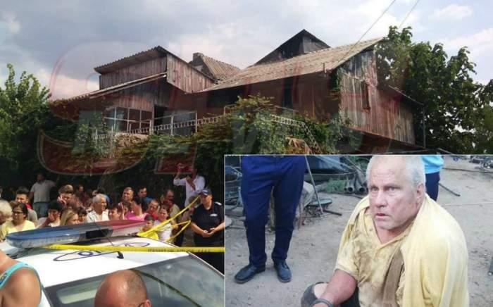 Gheorghe Dincă a început să plângă în faţa anchetatorilor. Motivul absurd invocat de criminalul din Caracal