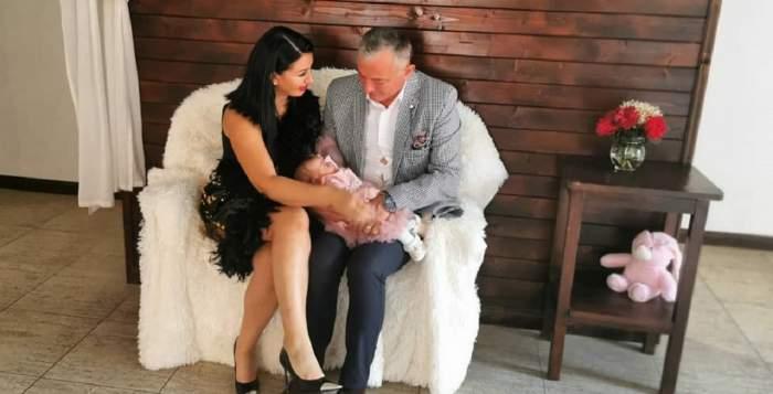 Cu bebelușul în brațe, Mirela Banias și-a indus fanii în eroare. Toți au felicitat-o că a născut